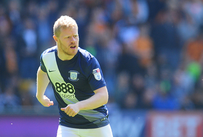 Preston North End's Daryl Horgan<br /> <br /> Photographer Kevin Barnes/CameraSport<br /> <br /> The EFL Sky Bet Championship - Wolverhampton Wanderers v Preston North End - Sunday 7th May 2017 - Molineux Stadium <br /> <br /> World Copyright &copy; 2017 CameraSport. All rights reserved. 43 Linden Ave. Countesthorpe. Leicester. England. LE8 5PG - Tel: +44 (0) 116 277 4147 - admin@camerasport.com - www.camerasport.com