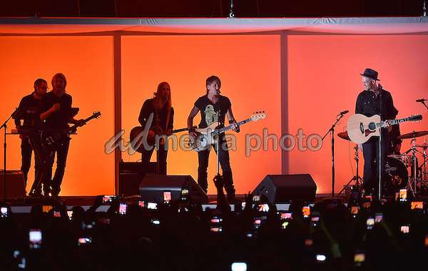 10 June 2015 - Nashville, Tennessee - Keith Urban. 2015 CMT Music Awards held at Bridgestone Arena. Photo Credit: Laura Farr/AdMedia