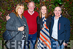 Enjoying a night out in Cassidys on Saturday night.<br /> L-r, Clare Sheehy, Mike Hartnett, Linda and Richard Clifford.