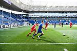 Stadionuebersicht PreZero Arena.<br /> <br /> Sport: Fussball: 1. Bundesliga: Saison 19/20: 33. Spieltag: TSG 1899 Hoffenheim - 1. FC Union Berlin, 20.06.2020<br /> <br /> Foto: Markus Gilliar/GES/POOL/PIX-Sportfotos<br /> <br /> Foto © PIX-Sportfotos *** Foto ist honorarpflichtig! *** Auf Anfrage in hoeherer Qualitaet/Aufloesung. Belegexemplar erbeten. Veroeffentlichung ausschliesslich fuer journalistisch-publizistische Zwecke. For editorial use only. DFL regulations prohibit any use of photographs as image sequences and/or quasi-video.