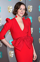 BAFTA British Academy Film Awards - Red Carpet Arrivals - at the Royal Albert Hall, London on February 2nd 2020<br /> <br /> Photo by Keith Mayhew