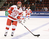 Garrett Noonan (BU - 13) - The Boston University Terriers defeated the visiting Providence College Friars 2-1 on Saturday, October 23, 2010, at Agganis Arena in Boston, Massachusetts.