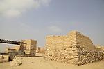 Israel, Negev, Tel Beer Sheba, UNESCO World Heritage Site, the city gate