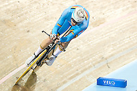 Picture by Alex Whitehead/SWpix.com - 02/03/2017 - Cycling - UCI Para-cycling Track World Championships - Velo Sports Center, Los Angeles, USA - Belgium's Diedrick Schelfhout