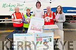 Home Composting Demo: Pictured at the home composting demo during the farmers market in the Square, Listowel on Friday last were Breda McGrath, Mary O'Hanlon, Donal O'Leary, Stop Food Waste.ie, Kieran Moloney & Angela Kearney.