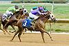 Big Dog Daddy winning at Delaware Park on 7/23/12
