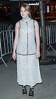 "NEW YORK CITY, NY, USA - FEBRUARY 26: Saoirse Ronan at the New York Premiere of Fox Searchlight Pictures' ""The Grand Budapest Hotel"" held at Alice Tully Hall on February 26, 2014 in New York City, New York, United States. (Photo by Jeffery Duran/Celebrity Monitor)"