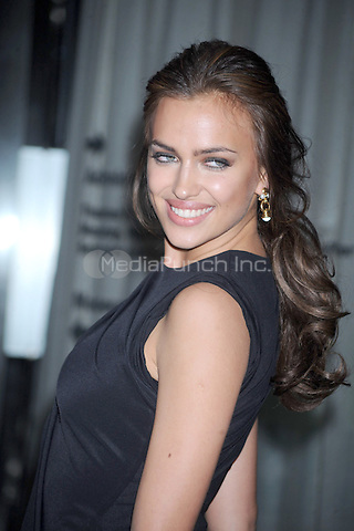 Irina Shayk at the New York Premiere of 'The Conspirator' at The Museum of Modern Art in New York City. April 11, 2011. © MPI01 / MediaPunch Inc.