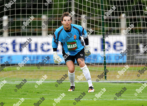 2012-07-18 / Voetbal / seizoen 2012-2013 / Bornem / Ben Algoet..Foto: Mpics.be