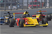 2017 F4 US Championship<br /> Rounds 4-5-6<br /> Indianapolis Motor Speedway, Speedway, IN, USA<br /> Saturday 10 June 2017<br /> #29 Jonathan Scarallo heading to 3rd place finish in race #1<br /> World Copyright: Dan R. Boyd<br /> LAT Images