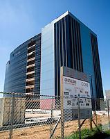 NWA Democrat-Gazette/JASON IVESTER <br /> Hunt Tower in Rogers; photographed on Wednesday, Sept. 2, 2015