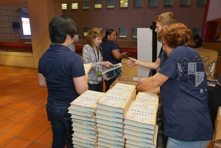 MIAMI, FL - NOVEMBER 15: Atmosphere during The Miami Book Fair at Miami Dade College Wolfson - Chapman Conference Center on November 15, 2017 in Miami, Florida. ( Photo by Johnny Louis / jlnphotography.com )