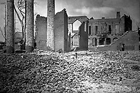Ruins in Columbia, S.C. No. 2 1865. George N. Barnard. (War Dept.)<br /> Exact Date Shot Unknown<br /> NARA FILE #: 165-SC-55<br /> WAR & CONFLICT BOOK #:  246