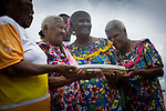 Batonbearer Josephine Petero-David is greeted by elders as the Queen's Baton Relay arrived on Hammond Island. In the host state of Queensland the Queen's Baton will visit 83 communities from Saturday 3 March to Wednesday 4 April 2018. As the Queen's Baton Relay travels the length and breadth of Australia, it will not just pass through, but spend quality time in each community it visits, calling into hundreds of local schools and community celebrations in every state and territory. The Gold Coast 2018 Commonwealth Games (GC2018) Queen's Baton Relay is the longest and most accessible in history, travelling through the Commonwealth for 388 days and 230,000 kilometres. After spending 100 days being carried by approximately 3,800 batonbearers in Australia, the Queen's Baton journey will finish at the GC2018 Opening Ceremony on the Gold Coast on 4 April 2018.