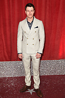 Ryan Prescott<br /> arriving for The British Soap Awards 2019 at the Lowry Theatre, Manchester<br /> <br /> ©Ash Knotek  D3505  01/06/2019