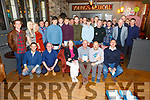 Members and supporters of the Tralee Parnells GAa and Camogie club enjoying a social evening in the Ashe Hotel on Saturday night.