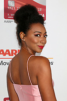 LOS ANGELES - JAN 8:  Betty Gabriel at the AARP's 17th Annual Movies For Grownups Awards at Beverly Wilshire Hotel on January 8, 2018 in Beverly Hills, CA