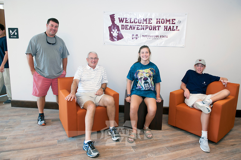 MVNU2MSU 2016 - Deavenport Residence Hall<br />  (photo by Megan Bean / &copy; Mississippi State University)
