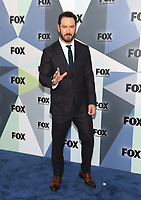 NEW YORK, NY - MAY 14: Mark-Paul Gosselaar at the 2018 Fox Network Upfront at Wollman Rink, Central Park on May 14, 2018 in New York City.  <br /> CAP/MPI/PAL<br /> &copy;PAL/MPI/Capital Pictures