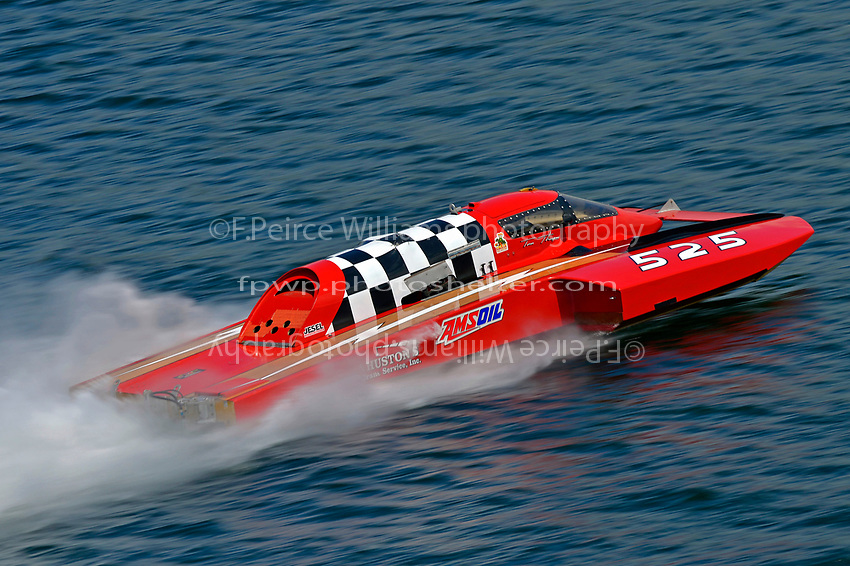 "Tom Thompson, GP-525 ""Fat Chance"" (Grand Prix Hydroplane(s)"