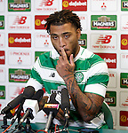 Colin Kazim-Richards signs for Celtic FC tonight