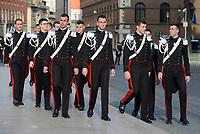 Roma, 2 Giugno 2017<br /> Carabinieri<br /> 71&deg;anniversario Festa della Repubblica