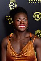 Clarisse Agbenenou<br /> Parigi 02-12-2019 <br /> Calcio <br /> Pallone D'oro 2019 <br /> Golden Ball 2019 <br /> Ballon d'or 2019 <br /> Foto JB Autissier / Panoramic / Insidefoto