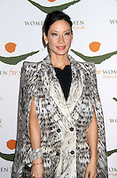 NEW YORK, NY - NOVEMBER 8: Lucy Liu at the Women for Women International Gala at the Koch Theater at Lincoln Center in New York City. Credit: RW/MediaPunch Inc. .<br />