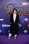 Ruth Llopis attends to Avengers Endgame premiere at Capitol cinema in Madrid, Spain. April 23, 2019. (ALTERPHOTOS/A. Perez Meca)