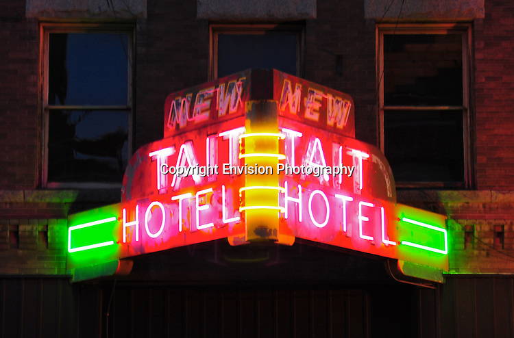 Tait Hotel, Butte, Montana