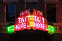 Tait Hotel, Butte, Montana