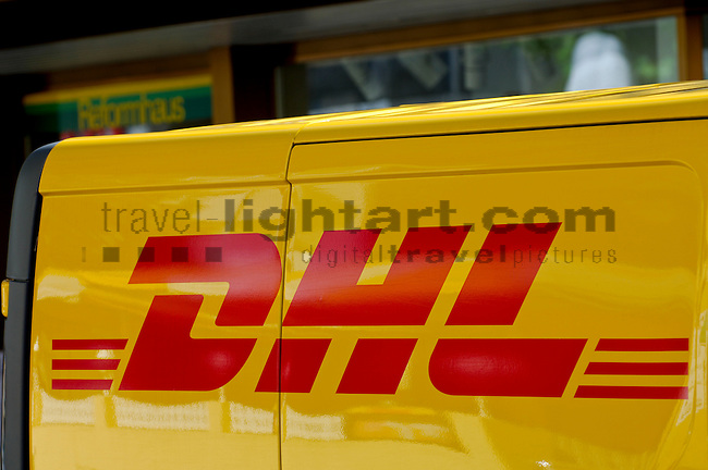 DHL, Transport, Kurier, Post, Vaduz, Liechtenstein,
