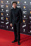 Hugo Silva attends red carpet of Feroz Awards 2018 at Magarinos Complex in Madrid, Spain. January 22, 2018. (ALTERPHOTOS/Borja B.Hojas)