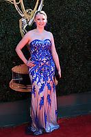 PASADENA - APR 30: Monika Wiela at the 44th Daytime Emmy Awards at the Pasadena Civic Center on April 30, 2017 in Pasadena, California