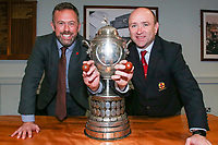 111119 - MMW Ulster Junior Cup Draw