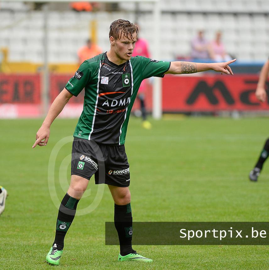 Cercle Brugge : Kristof D'Haene<br /> foto VDB / BART VANDENBROUCKE