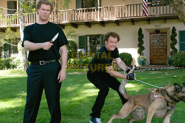 Will Ferrell & John C. Reilly .in Step Brothers.*Filmstill - Editorial Use Only*.CAP/NFS.Supplied by Capital Pictures.
