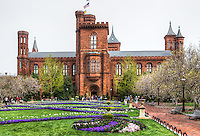 Smithsonian Castle Washington DC<br />