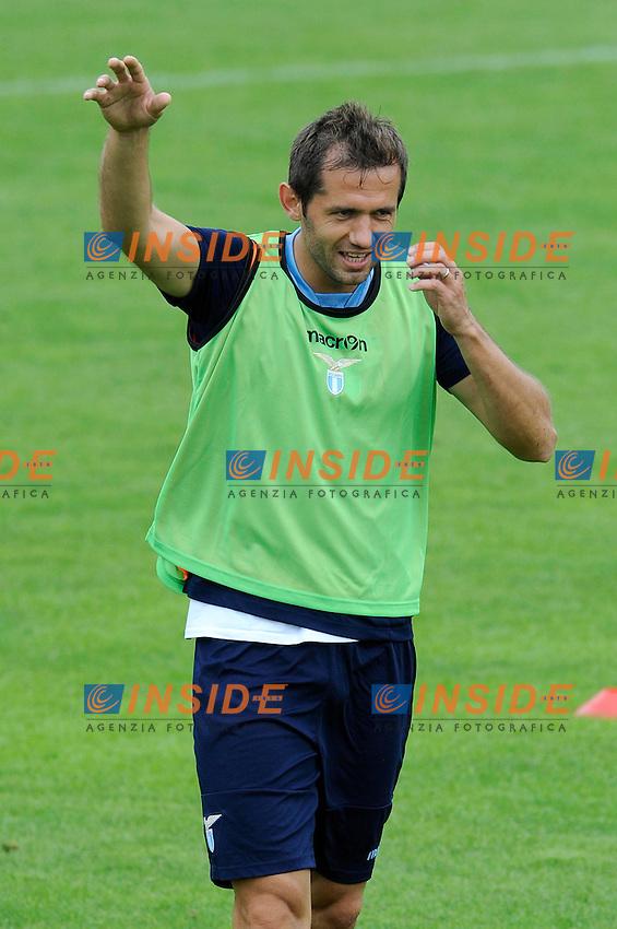 Senad Lulic<br /> 06-08-2016 Marienield<br /> Allenamento Lazio <br /> SS Lazio traning day<br /> @ Marco Rosi / Fotonotizia / Insidefoto