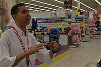 Venta por Semana Santa 20011.Super Mercado Joombo..Fotos: Cesar de la Cruz.Fecha:.