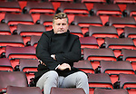 Charlton's Karl Robinson looks on from the stands during the League One match at the Valley Stadium, London. Picture date: November 26th, 2016. Pic David Klein/Sportimage