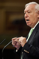 Jose Manuel Garcia Margallo, ministry of foreign office