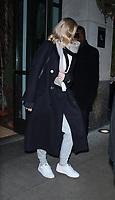 DEC 13 Margot Robbie Seen In NYC
