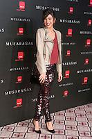 "Ursula Corbero attend the Premiere of the movie ""Musaranas"" in Madrid, Spain. December 17, 2014. (ALTERPHOTOS/Carlos Dafonte) /NortePhoto /NortePhoto.com"