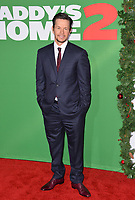 Mark Wahlberg at the premiere for &quot;Daddy's Home 2&quot; at the Regency Village Theatre, Westwood. Los Angeles, USA 05 November  2017<br /> Picture: Paul Smith/Featureflash/SilverHub 0208 004 5359 sales@silverhubmedia.com