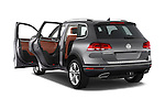 Car images of 2017 Volkswagen Touareg Executive 5 Door SUV Doors
