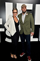 LOS ANGELES, CA. September 13, 2018: Chris Sullivan &amp; Rachel Reichard at the premiere for &quot;Life Itself&quot; at the Cinerama Dome.<br /> Picture: Paul Smith/Featureflash