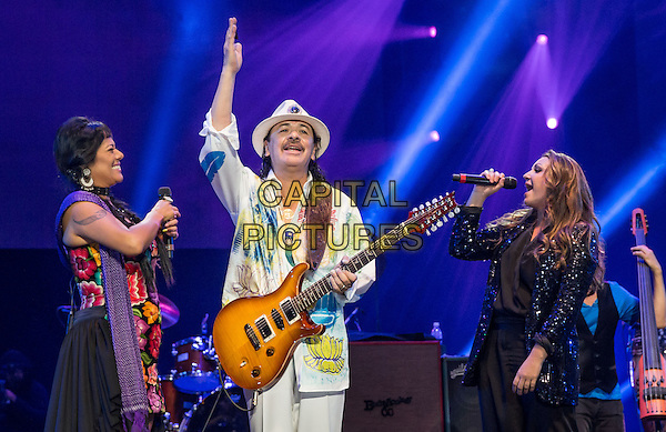 JALISCO, MX - December 14 : Santana All Star Concert in Mexico at VFG Arena on December 14, 2013 in Guadalajara, Jalisco, Mexico. Credit: Kabik/Starlitepics/MediaPunch Inc.<br /> CAP/MPI/SLP/KAB<br /> &copy;Kabik/Starlitepics/MediaPunch/Capital Pictures