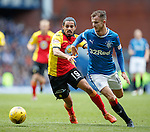 Andy Halliday and Ryan Edwards