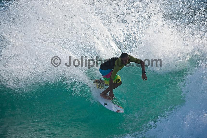 WIGGOLLY DANTAS (BRA)  surfing at DURANBAH BEACH, New South Wales, Australia ,   Photo: joliphotos.com